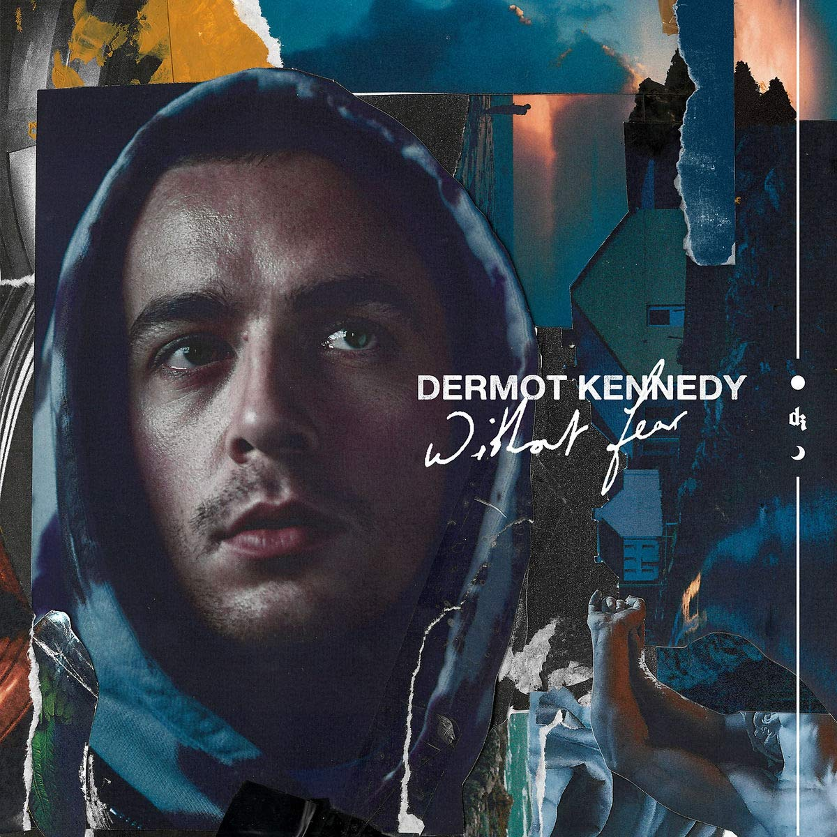 CD Shop - KENNEDY DERMOT WITHOUT FEAR
