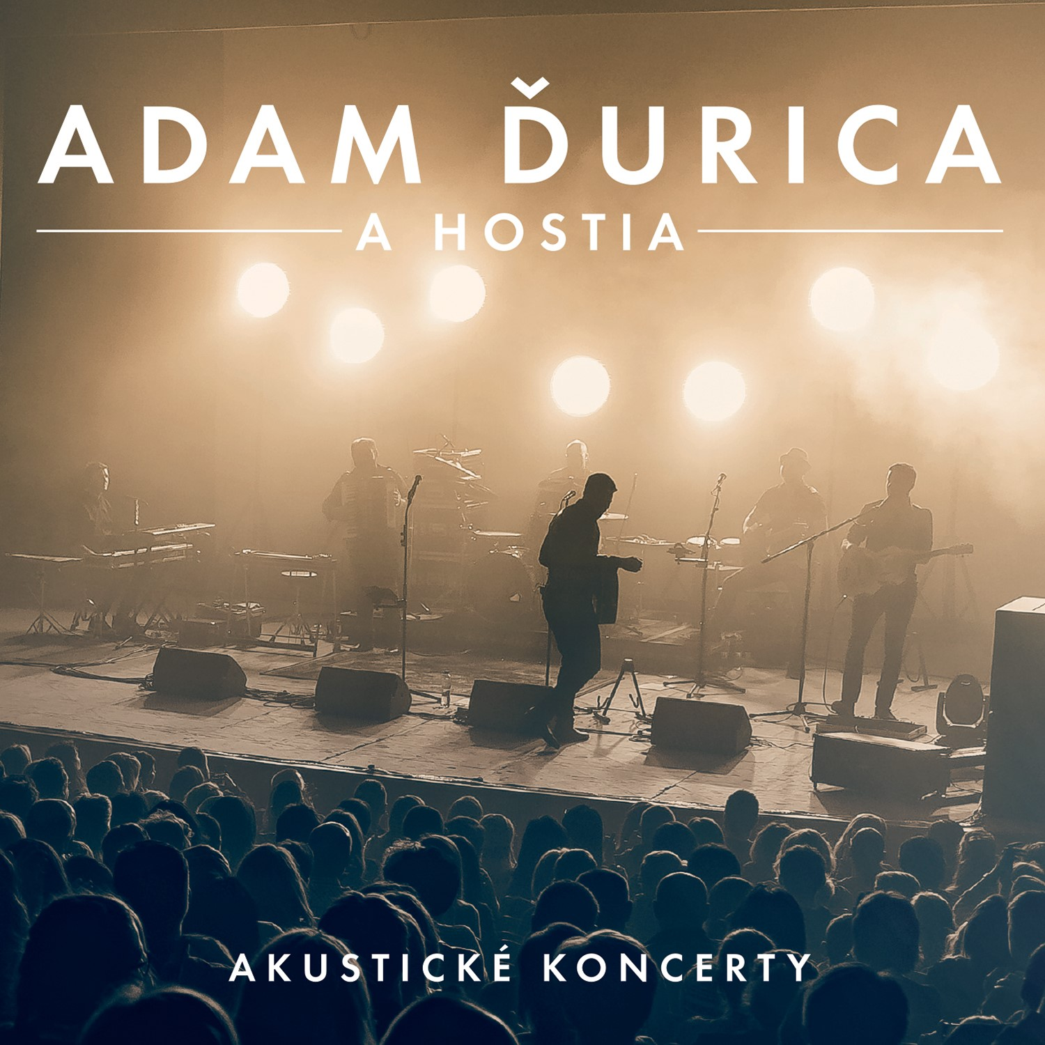 CD Shop - DURICA ADAM AKUSTICKE KONCERTY