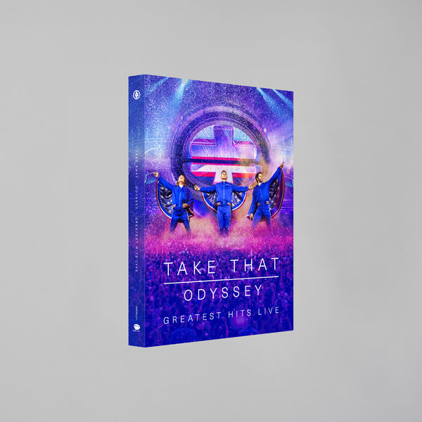 CD Shop - TAKE THAT ODYSSEY - GREATEST HITS