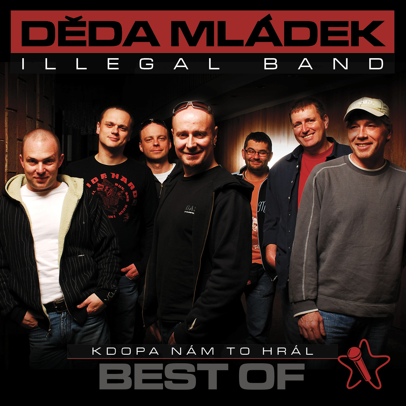CD Shop - DEDA MLADEK ILLEGAL BAND KDOPA NAM TO HRAL (Best of + bonusy + karuzoshow)