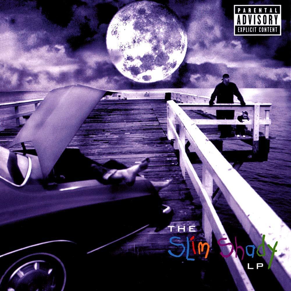 CD Shop - EMINEM THE SLIM SHADY