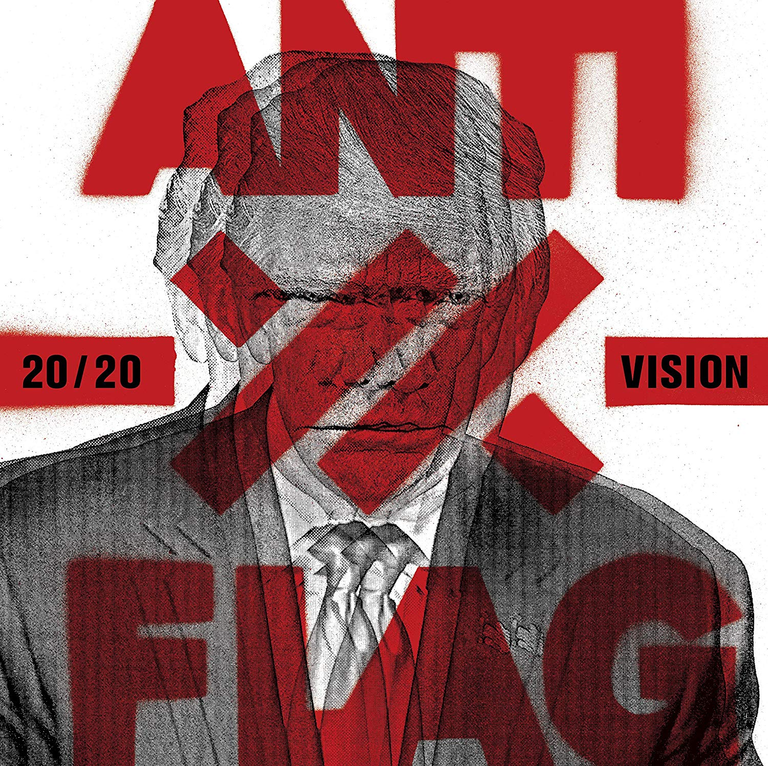 CD Shop - ANTI-FLAG 20/20 VISION