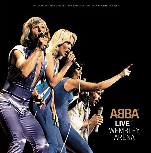 CD Shop - ABBA LIVE AT WEMBLEY ARENA