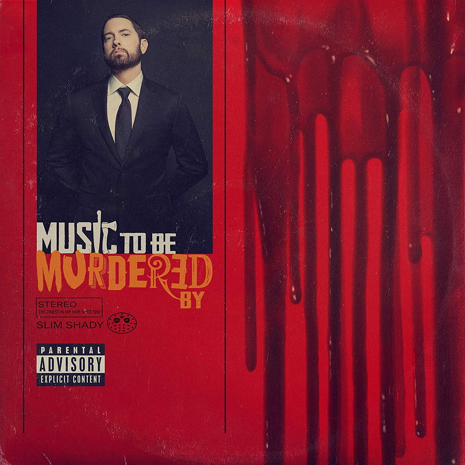 CD Shop - EMINEM MUSIC TO BE MURDERED BY