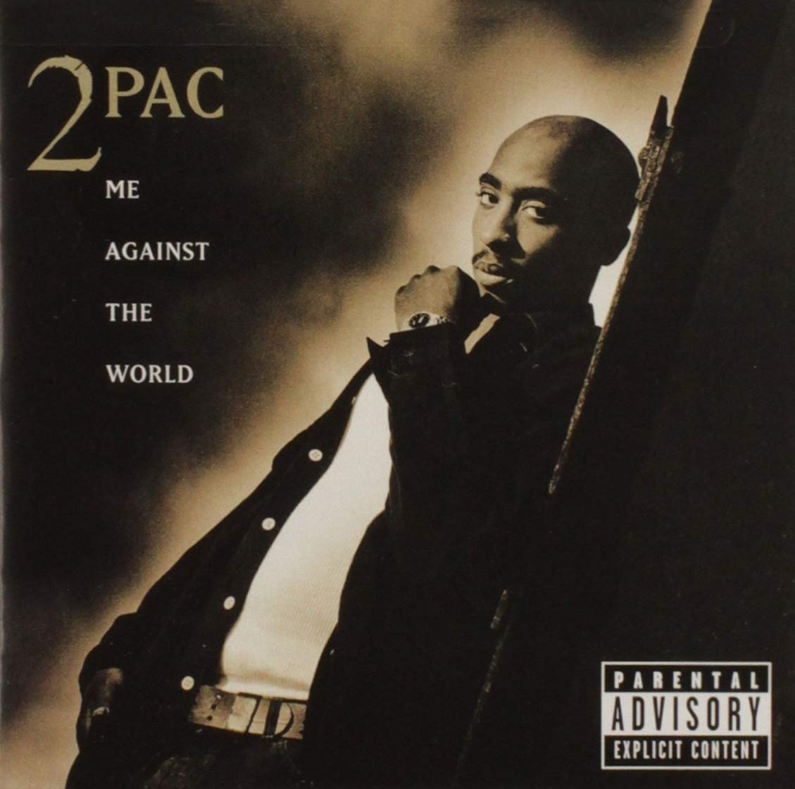 CD Shop - 2 PAC ME AGAINST THE WORLD