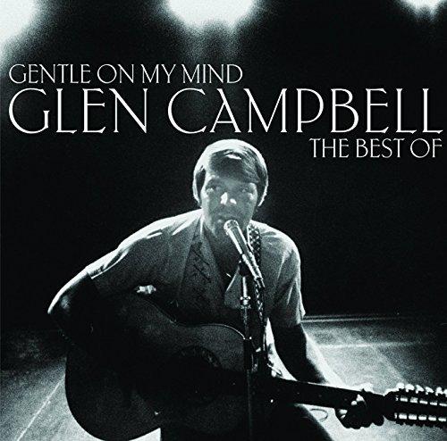 CD Shop - CAMPELL GLEN GENTLE ON MY MIND: THE..