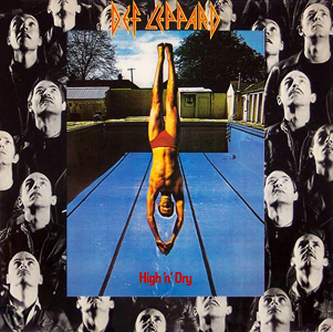CD Shop - DEF LEPPARD HIGH