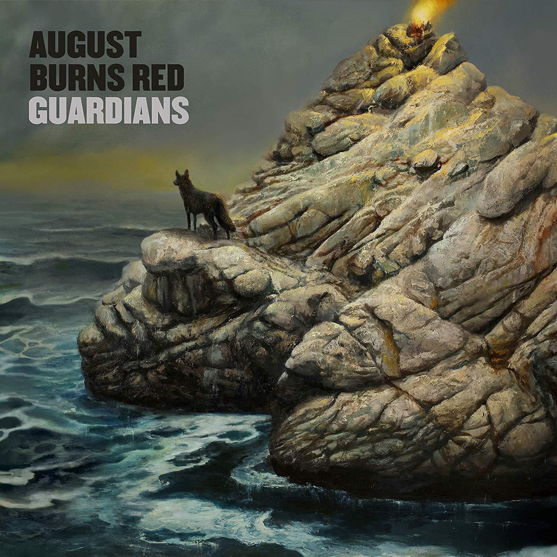 CD Shop - AUGUST BURNS RED GUARDIANS