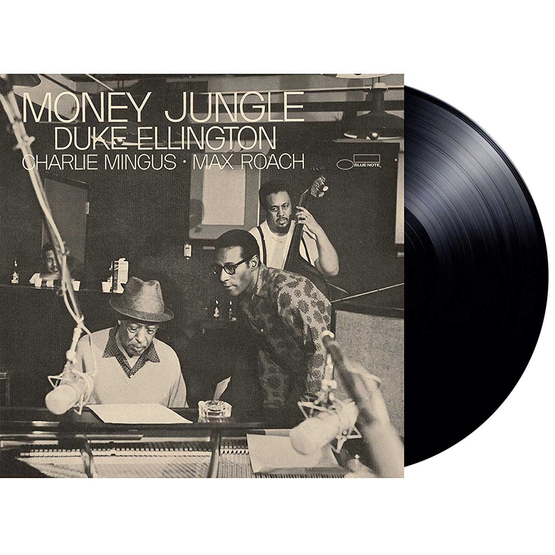 CD Shop - DUKE ELLINGTON MONEY JUNGLE