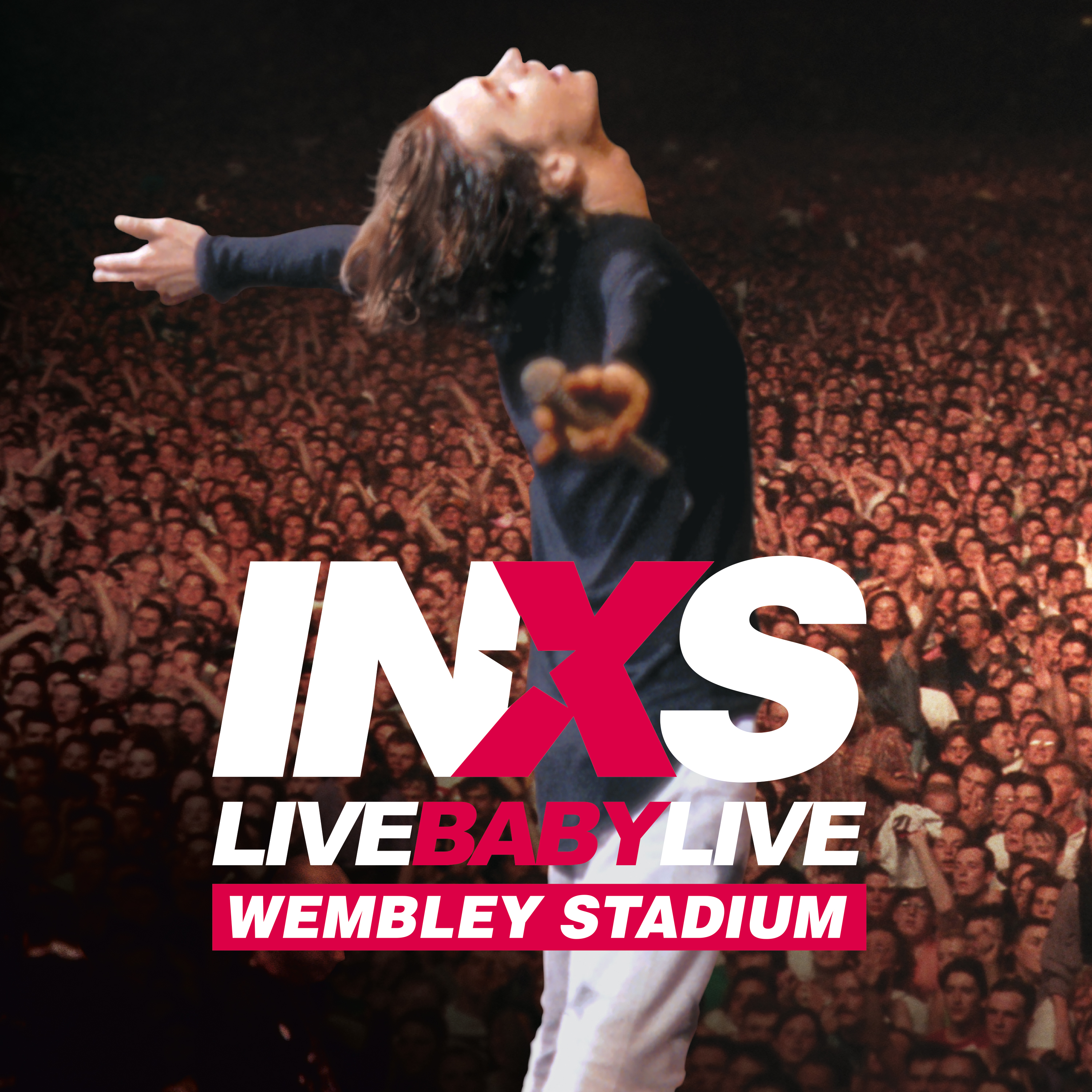 CD Shop - INXS LIVE BABY LIVE/2CD