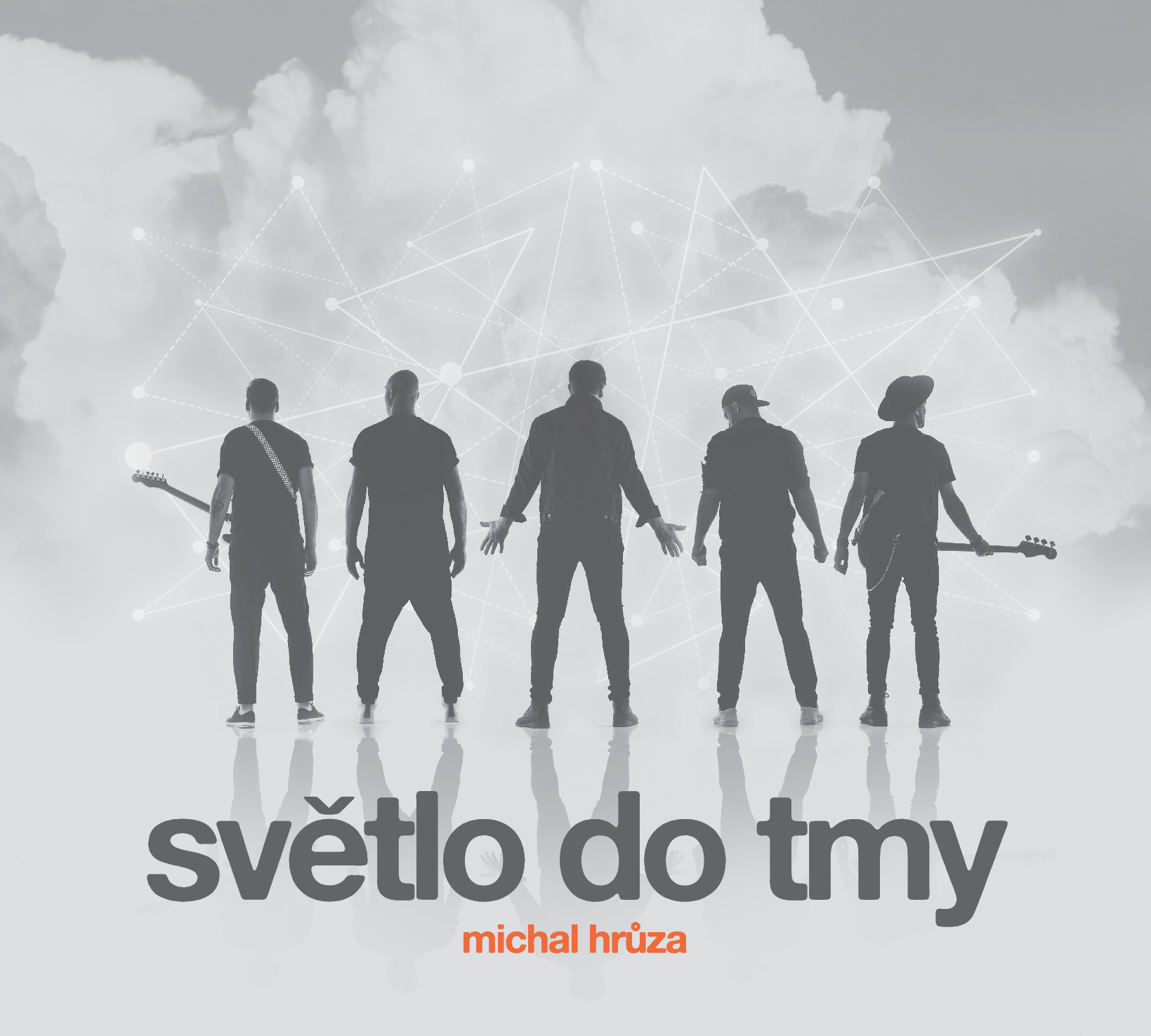 CD Shop - HRUZA MICHAL SVETLO DO TMY