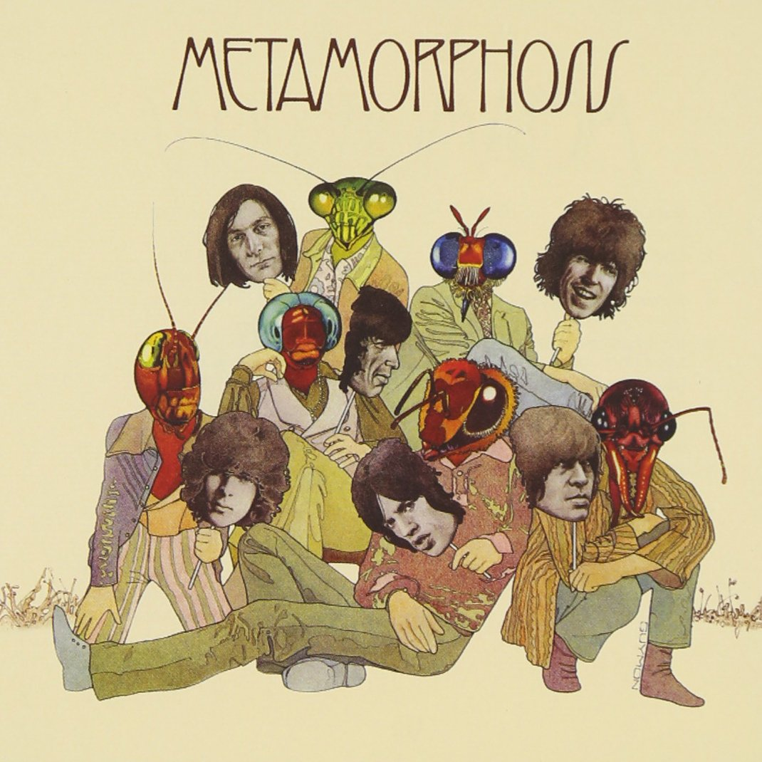CD Shop - ROLLING STONES METAMORPHOSIS/LTD/RSD/GREEN