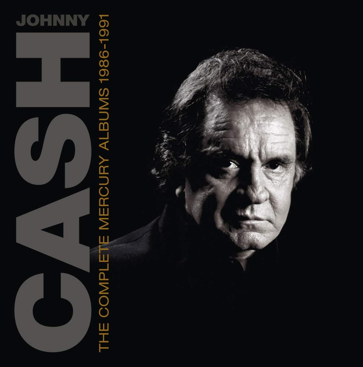 CD Shop - CASH JOHNNY COMPLETE MERCURY ALBUMS 1986-1991/LTD
