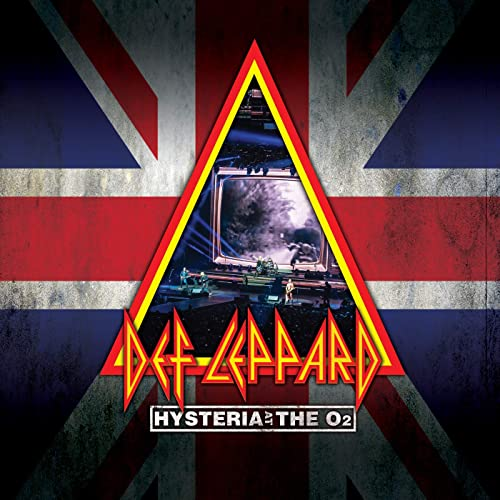 CD Shop - DEF LEPPARD HYSTERIA AT THE O2/CD