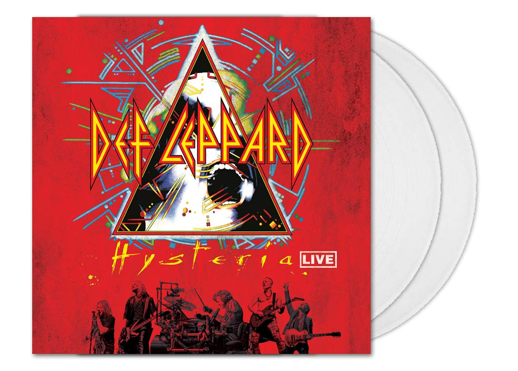 CD Shop - DEF LEPPARD HYSTERIA LIVE/LTD.