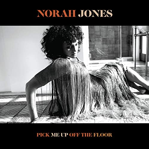 CD Shop - JONES NORAH PICK ME UP OFF THE FLOOR