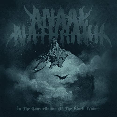 CD Shop - ANAAL NATHRAKH IN THE CONSTELLATION OF THE BLACK WIDOW