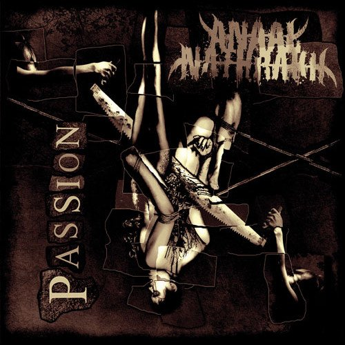 CD Shop - ANAAL NATHRAKH PASSION