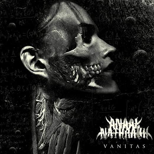 CD Shop - ANAAL NATHRAKH VANITAS