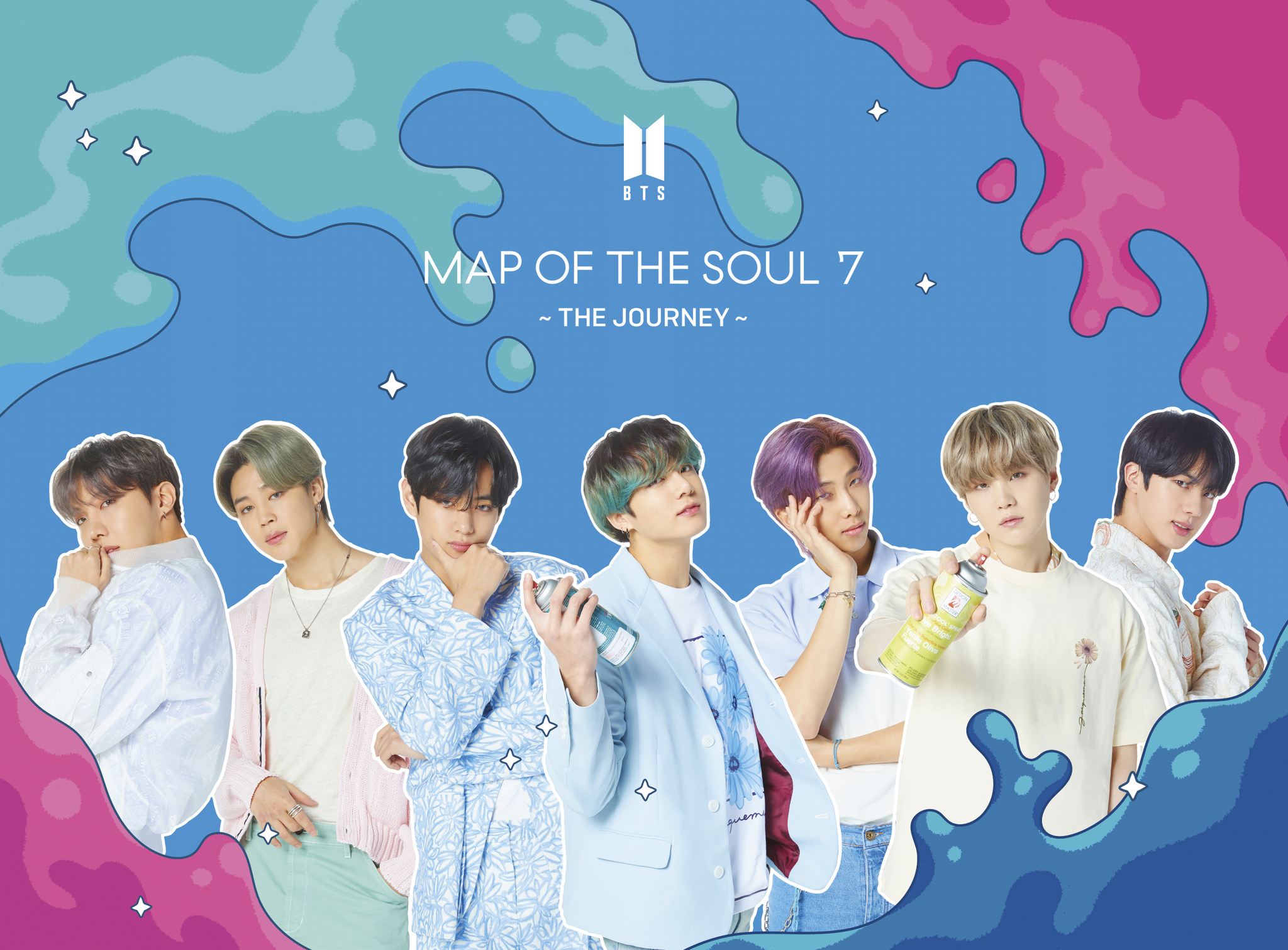 CD Shop - BTS MAP OF THE SOUL 7 ~ THE JOURNEY ~