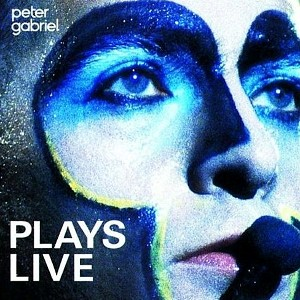 CD Shop - GABRIEL PETER PLAYS LIVE