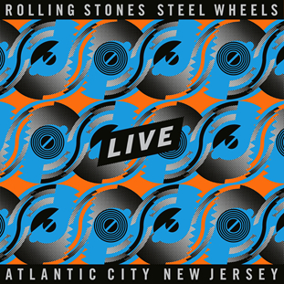 CD Shop - ROLLING STONES STEEL WHEELS LIVE CD BOX LIMITED