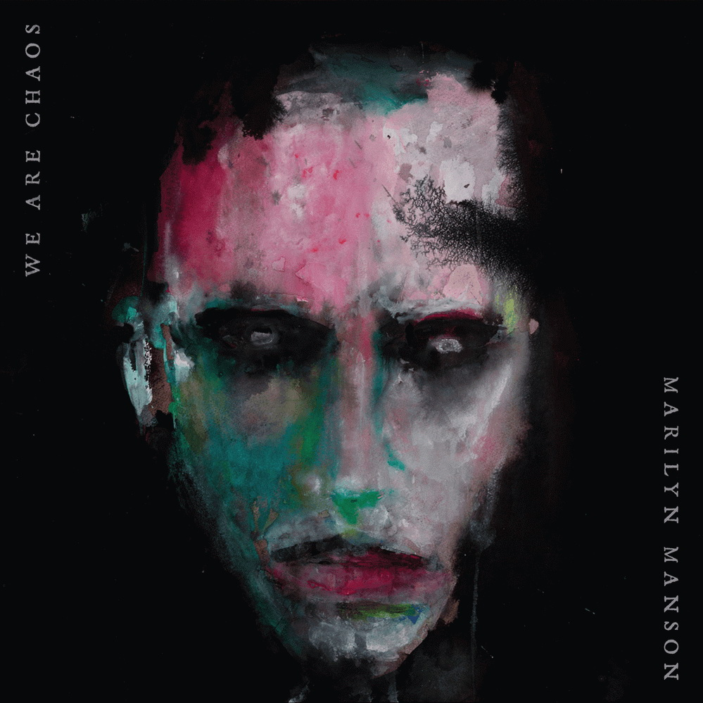 CD Shop - MARILYN MANSON WE ARE CHAOS