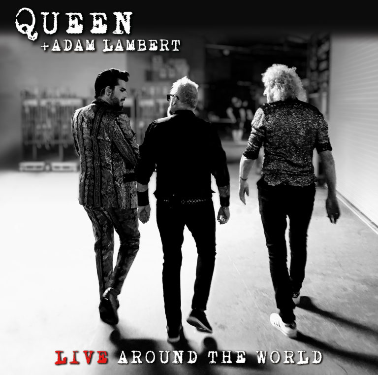 CD Shop - QUEEN/LAMBERT LIVE AROUND THE WORLD