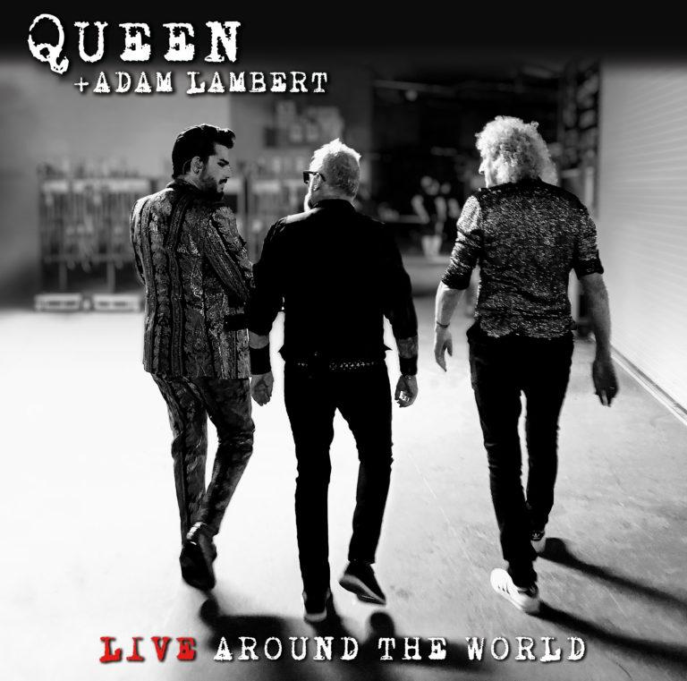 CD Shop - QUEEN/LAMBERT LIVE AROUND THE WORLD
