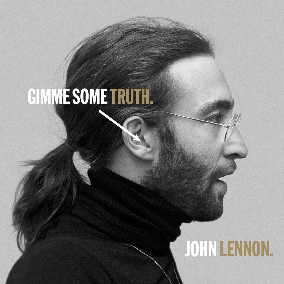 CD Shop - LENNON JOHN GIMME SOME TRUTH.
