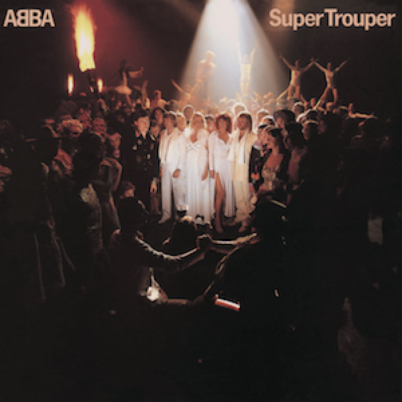 CD Shop - ABBA SUPER TROUPER