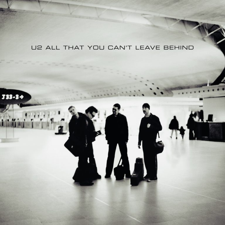 CD Shop - U 2 ALL THAT YOU CAN