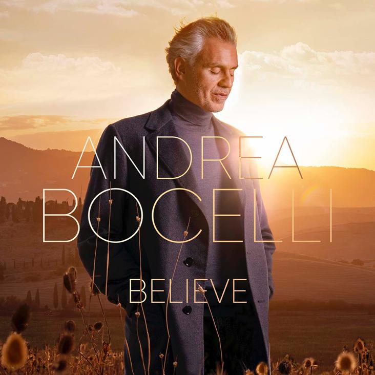 CD Shop - BOCELLI ANDREA BELIEVE