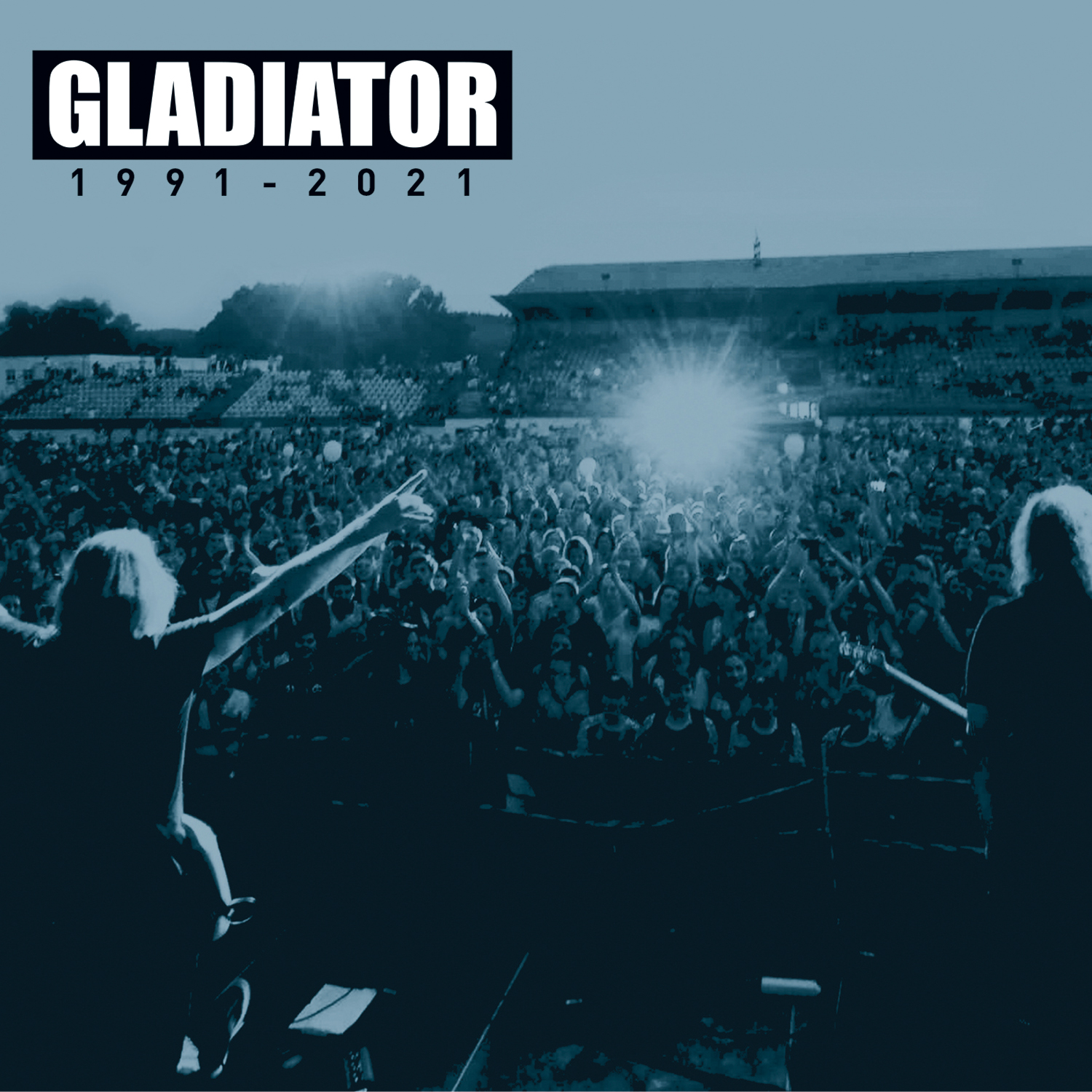CD Shop - GLADIATOR BEST OF 1991-2021