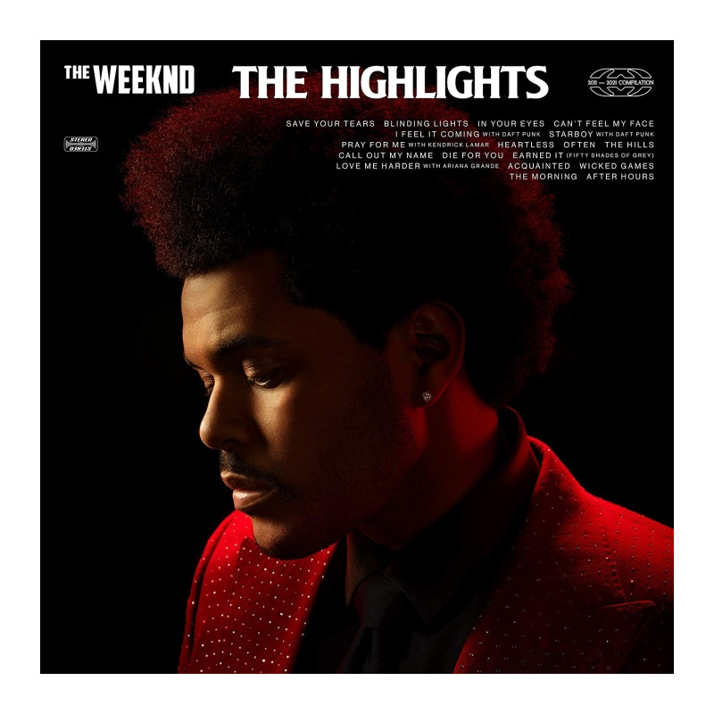 CD Shop - THE WEEKND THE HIGHLIGHTS