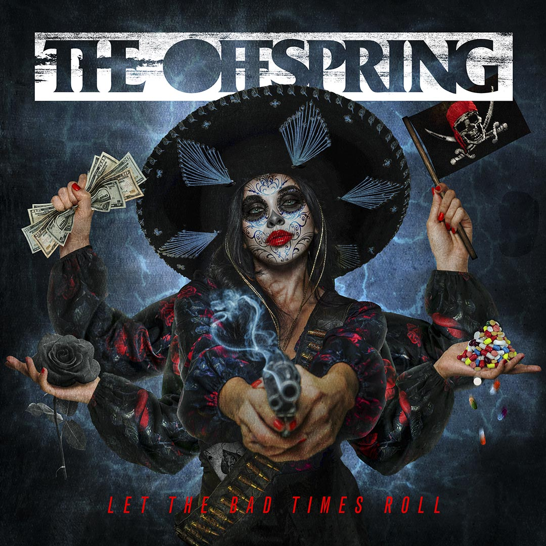 CD Shop - THE OFFSPRING LET THE BAD TIMES ROLL