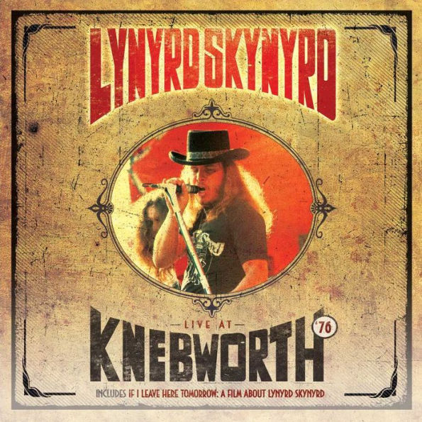 CD Shop - LYNYRD SKYNYRD LIVE AT KNEBWORTH
