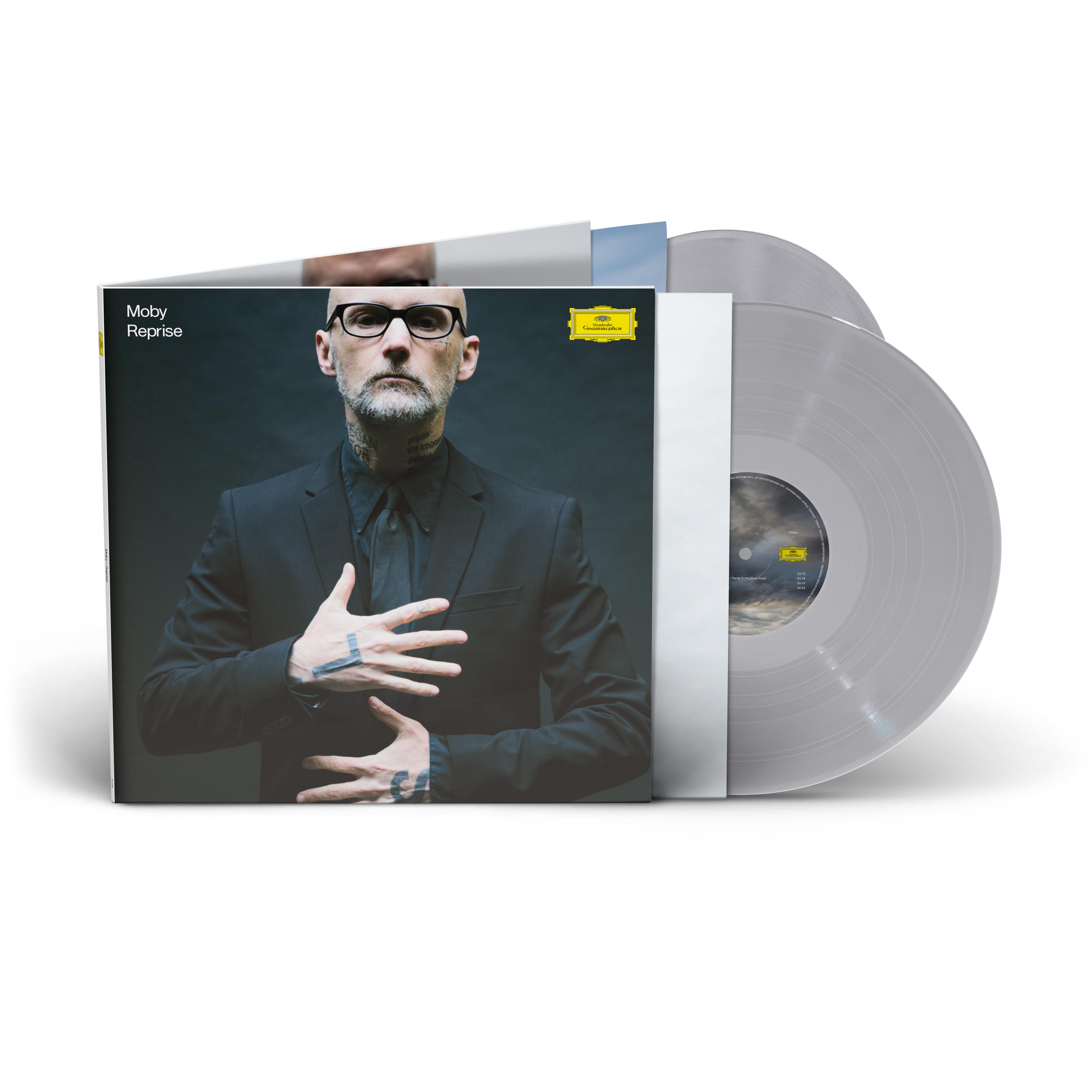 CD Shop - MOBY REPRISE