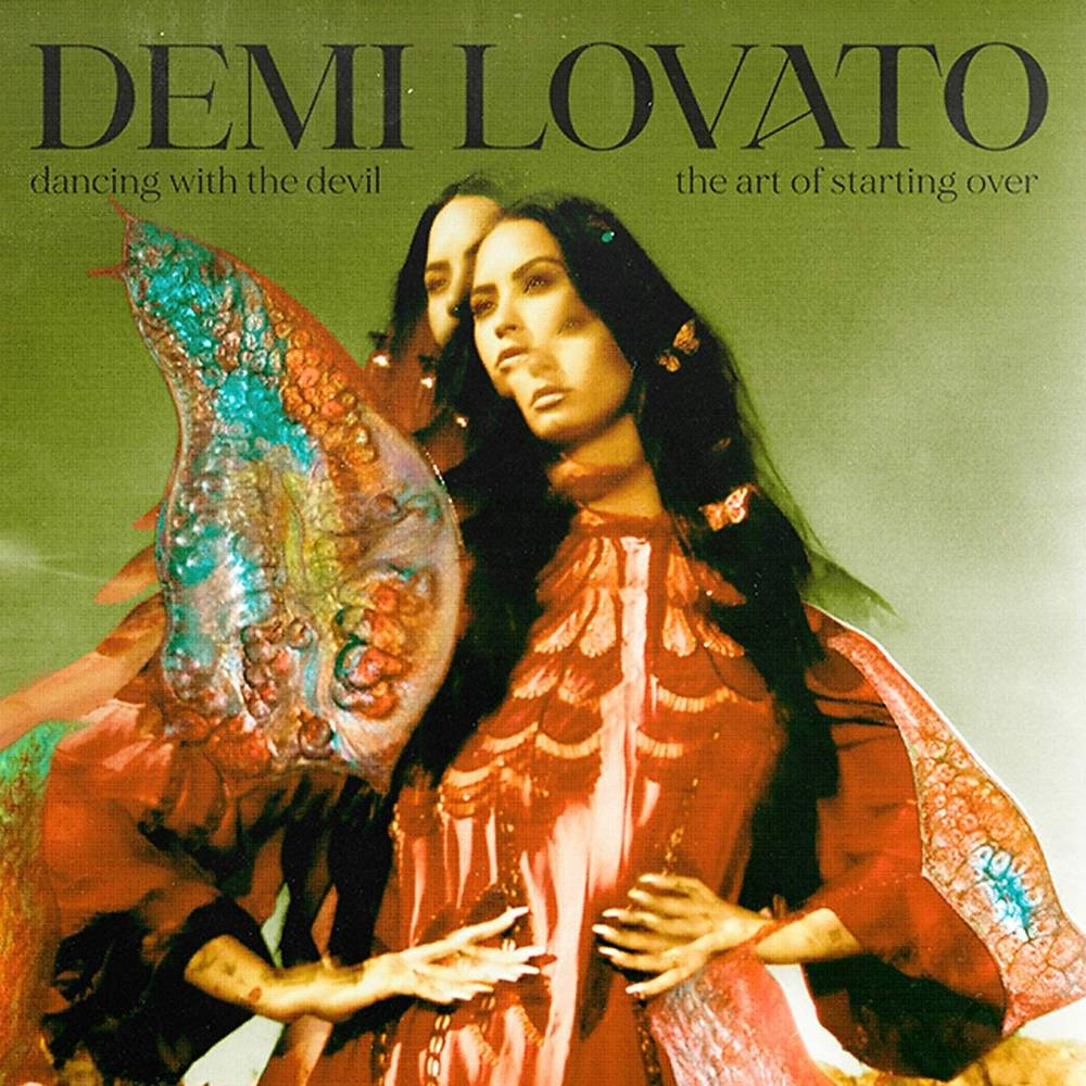 CD Shop - LOVATO DEMI DANCING WITH THE DEVIL...THE ART OF STARTING OVER
