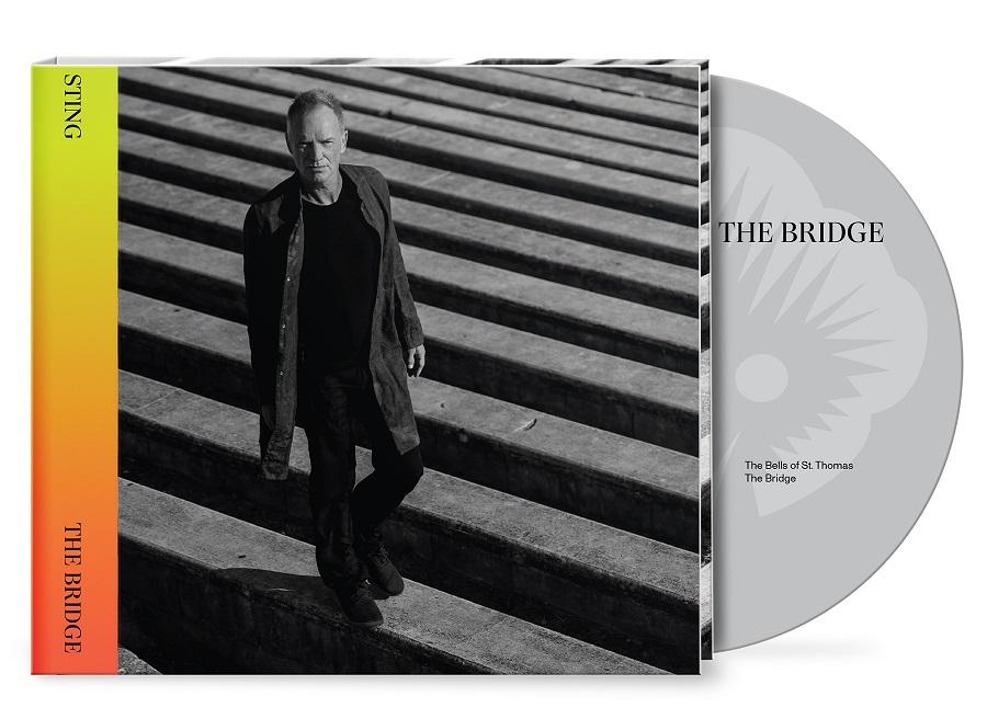 CD Shop - STING THE BRIDGE