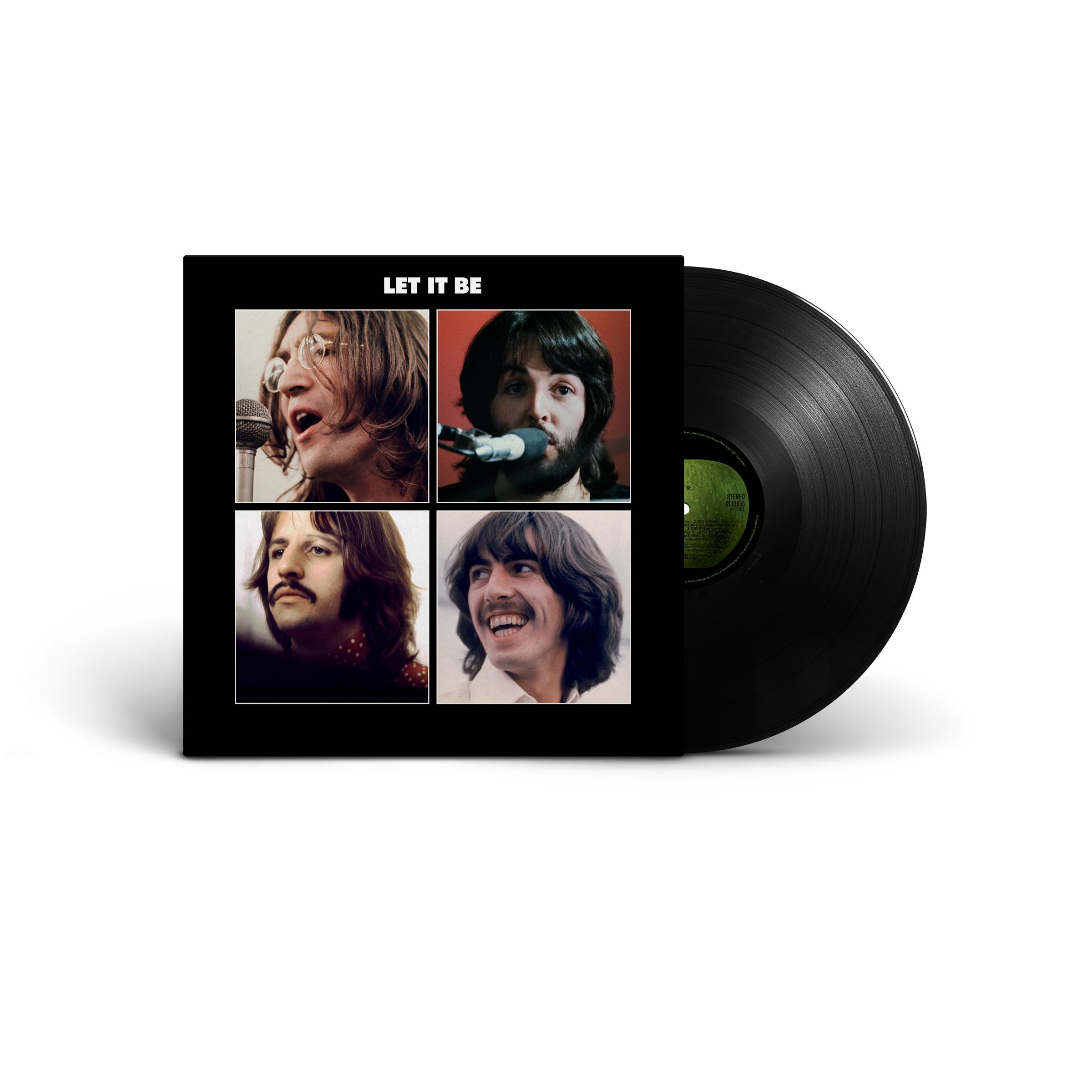 CD Shop - BEATLES Let It Be