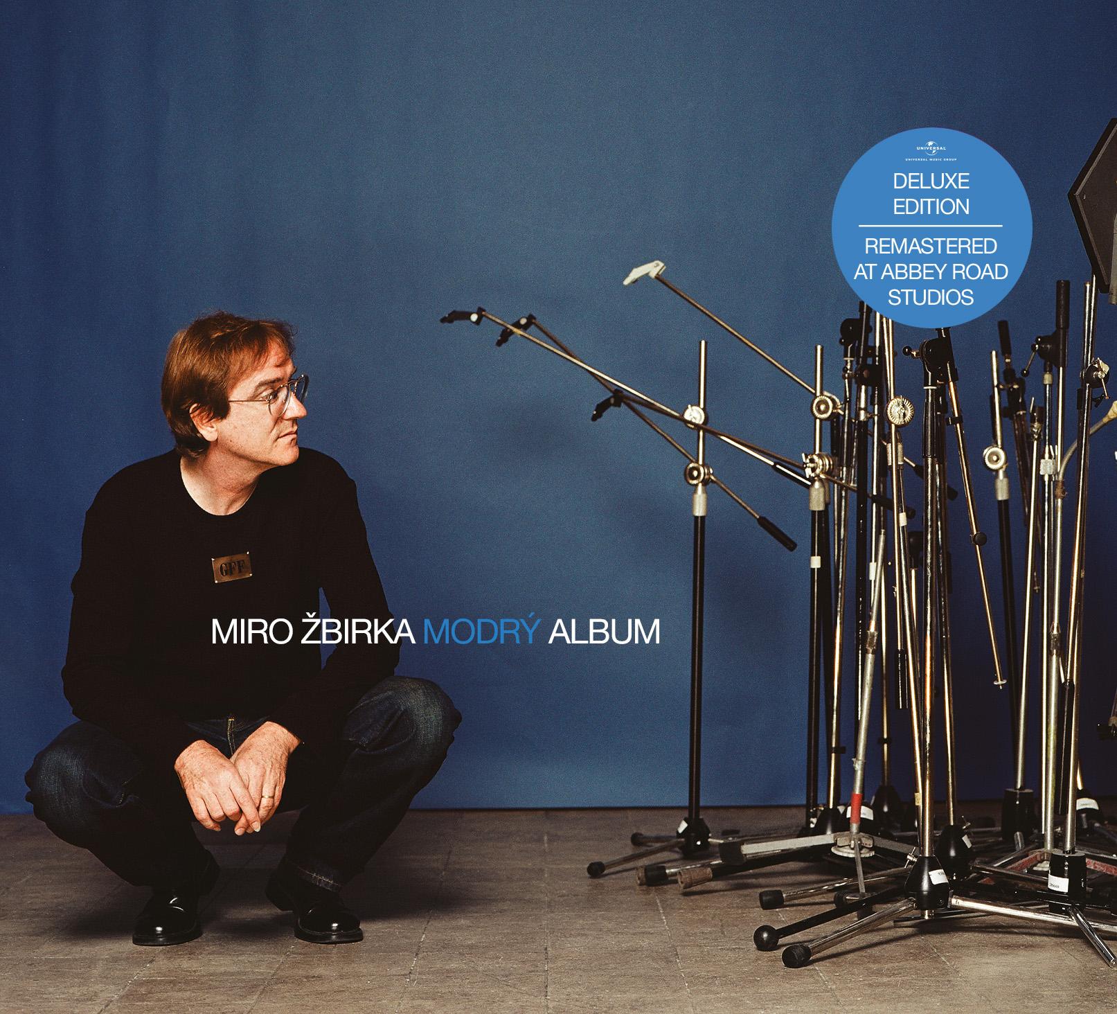 CD Shop - ZBIRKA MIRO MODRY ALBUM/DELUXE EDITION