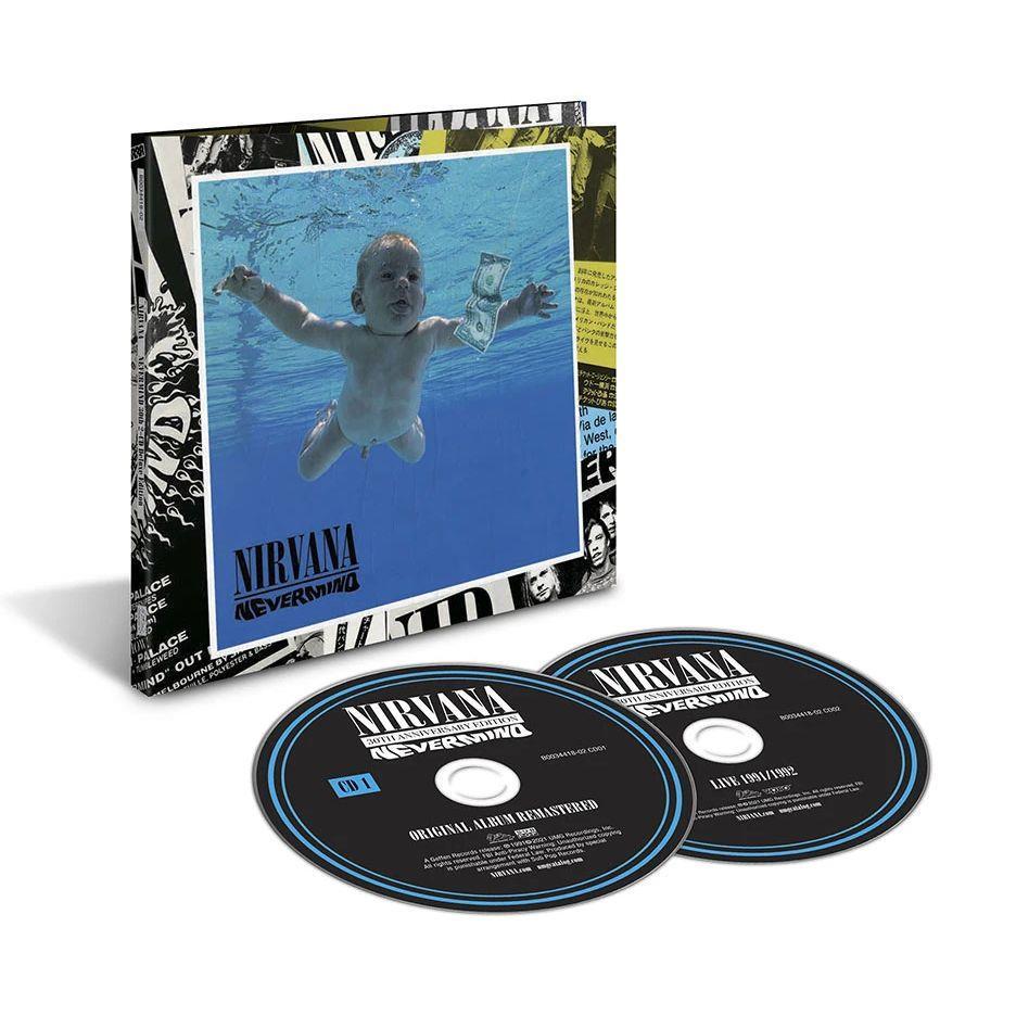 CD Shop - NIRVANA Nevermind