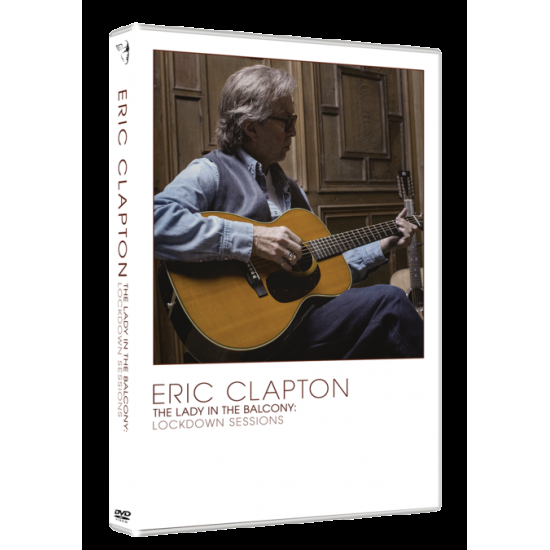CD Shop - CLAPTON ERIC The Lady In The Balcony: Lockdown Sessions
