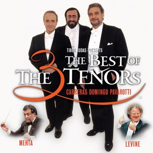 CD Shop - CARRERAS/DOMINGO/PAVAROTTI THE BEST OF 3 TENORS