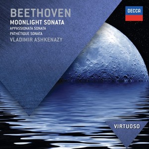 CD Shop - ASHKENAZY VLADIMIR SONATY-MOONLIGHT/PATHITIQU