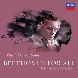 CD Shop - BARENBOIM DANIEL BEETHOVEN FOR ALL-SONATY