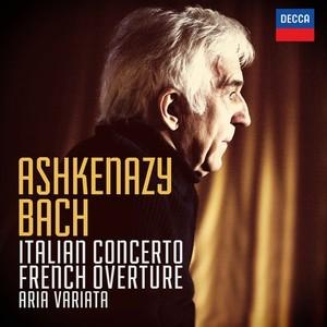 CD Shop - ASHKENAZY VLADIMIR ITALSKY KONC./FR.OVERTURA