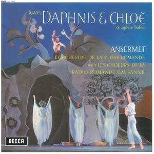 CD Shop - ANSERMET/OSR DAPHNIS ET CHLOE