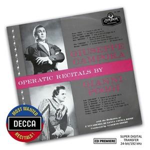 CD Shop - CAMPORA/POGGI OPER.REC.BY CAMPORA+POGGI